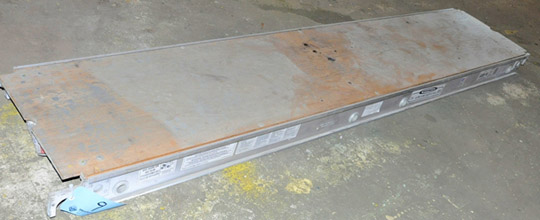 Lot 9 - WERNER Aluminum Scaffold Pick
