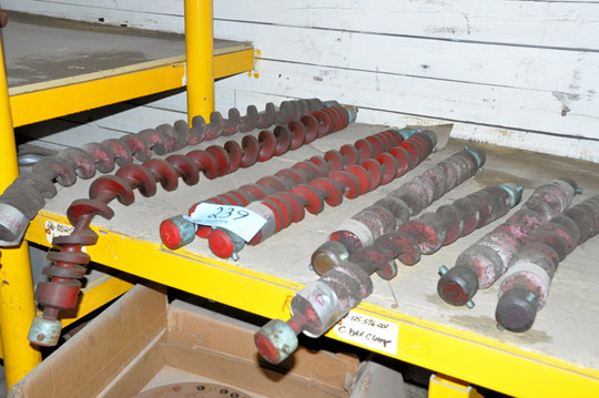 Lot-Springs, Couplings, Pipe Flanges, Oil Seals, Breakers and - Image 6 of 15