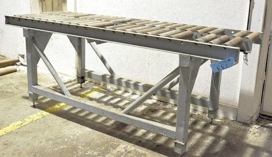 """32"""" X 96"""" Roller Conveyor"""