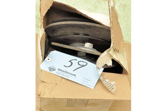 """Lot-9"""" Abrasive Cut-Off Wheels in (1) Box"""