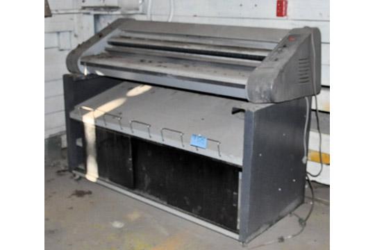 REPRO TECHNOLOGY MODEL 3000 Blueprint Machine