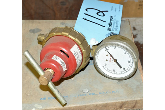AIRCO 60-PSI Pressure Regulator