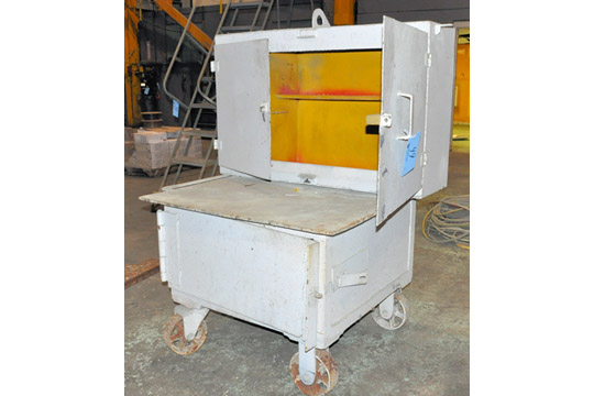 Portable Heavy Duty Steel Work Cabinet