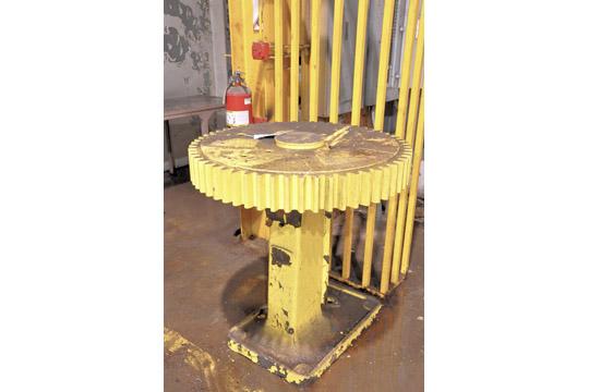 """36"""" Diameter Steel Table"""
