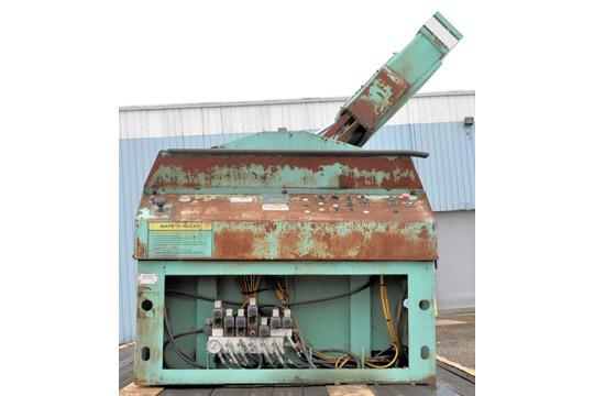 HYD-MECH Model V-18 Vertical Tilt Frame Metal Cutting Band