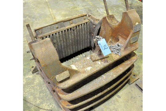 Lot 42 - TELSMITH Jaw Crusher (Not in Service)