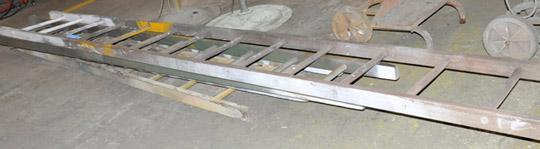 Lot 5 - Lot-(4) Wooden Ladders