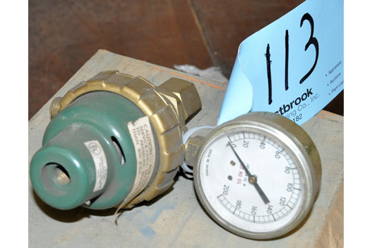 AIRCO 200-PSI Pressure Regulator