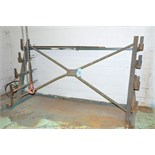 """36""""L X 96""""W X 56""""H Cantilever Stock Rack"""