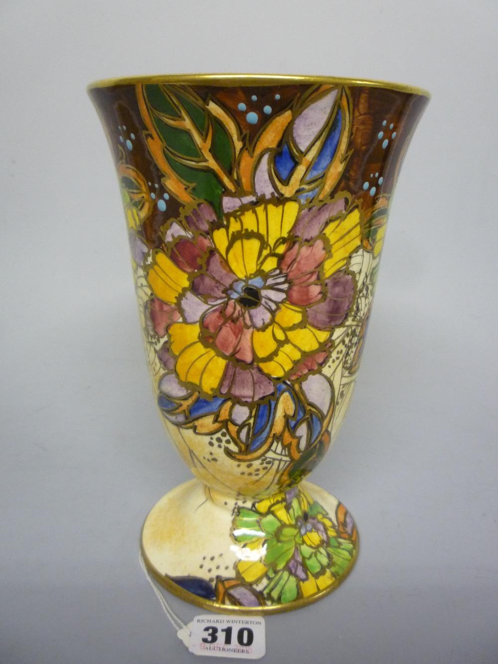 Royal winton grimwades art deco lustre vase floral decoration no lot 310 royal winton grimwades art deco lustre vase floral decoration no 2322 reviewsmspy