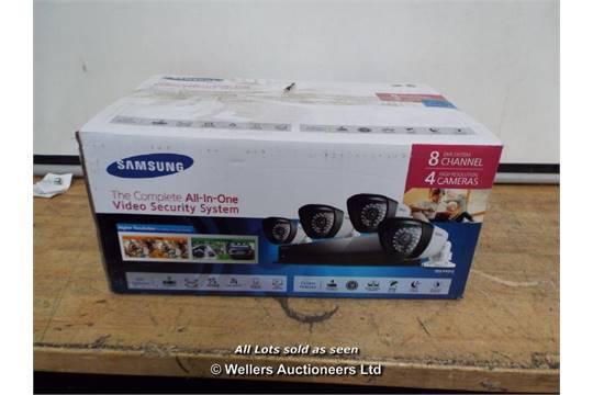 Samsung All In One Security System Wwwimagenesmicom