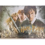 "An original, unfolded quad film poster for 'Harry Potter and The Chamber of Secrets', 40"" x 30"""