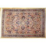 Teppich, Sarough, Maße: 98*148cm, GebrauchsspurenCarpet, Sarough, dimensions: 98 * 148cm, traces