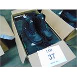 Qty 5 x UNISSUED Jallatte Safety Boots Size 9