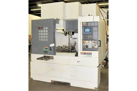 2005 MORI-SEIKI DURA CENTER 5 CNC VERTICAL MACHINING CENTER