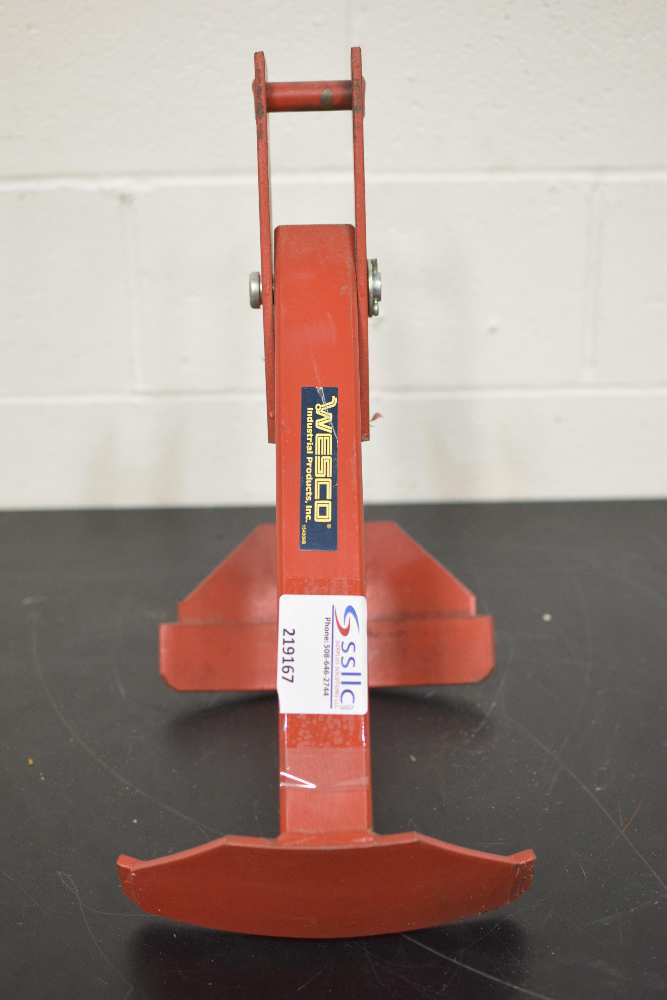 Wesco Industrial Products Claw-Drum Attachment
