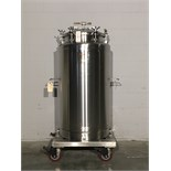 Thermo Scientific Hyclone Smartainer II 100 and 200 Liter Stainless Steel Vessel