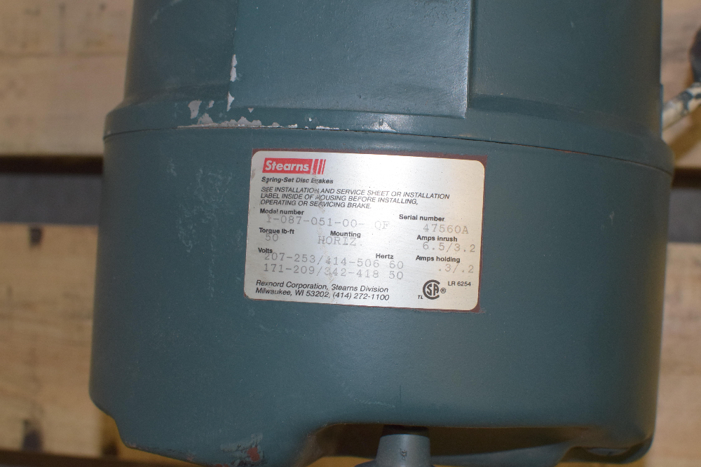 Baldor Reliable Duty Master A-C Motor - Image 6 of 7
