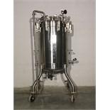 Stainless Technology 400 Liter Portable Buffer Tank