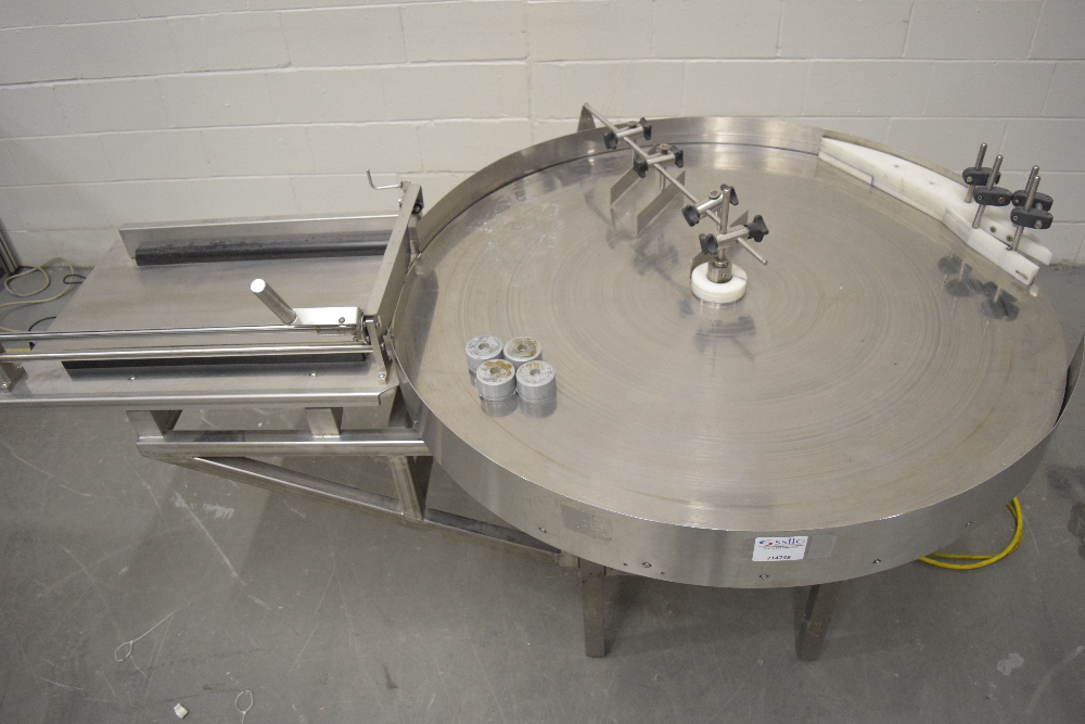 Genesis Machinery Products RU48 Accumulation Table - Image 3 of 4