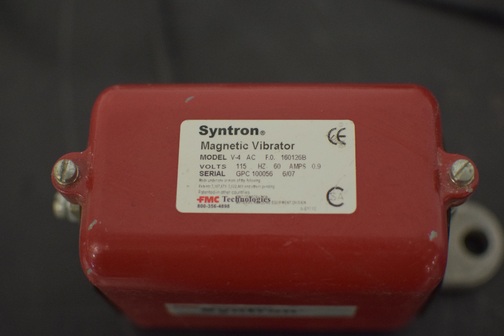 Lot of (3) Syntron Magnetic Vibrator - Image 2 of 2