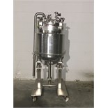 Feldmeier 50 Liter Stainless Steel Jacketed Vessel