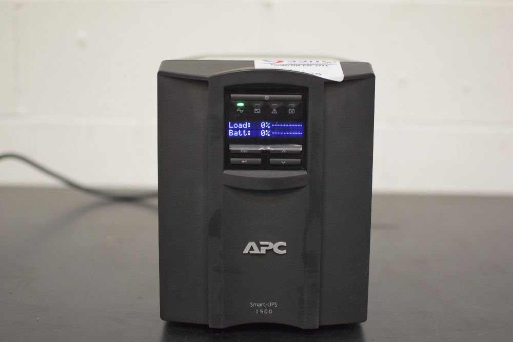 APC Smart-UPS 1500 Uninterruptible Power Supply