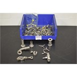 Lot of Miscellaneous Valves and Clamps