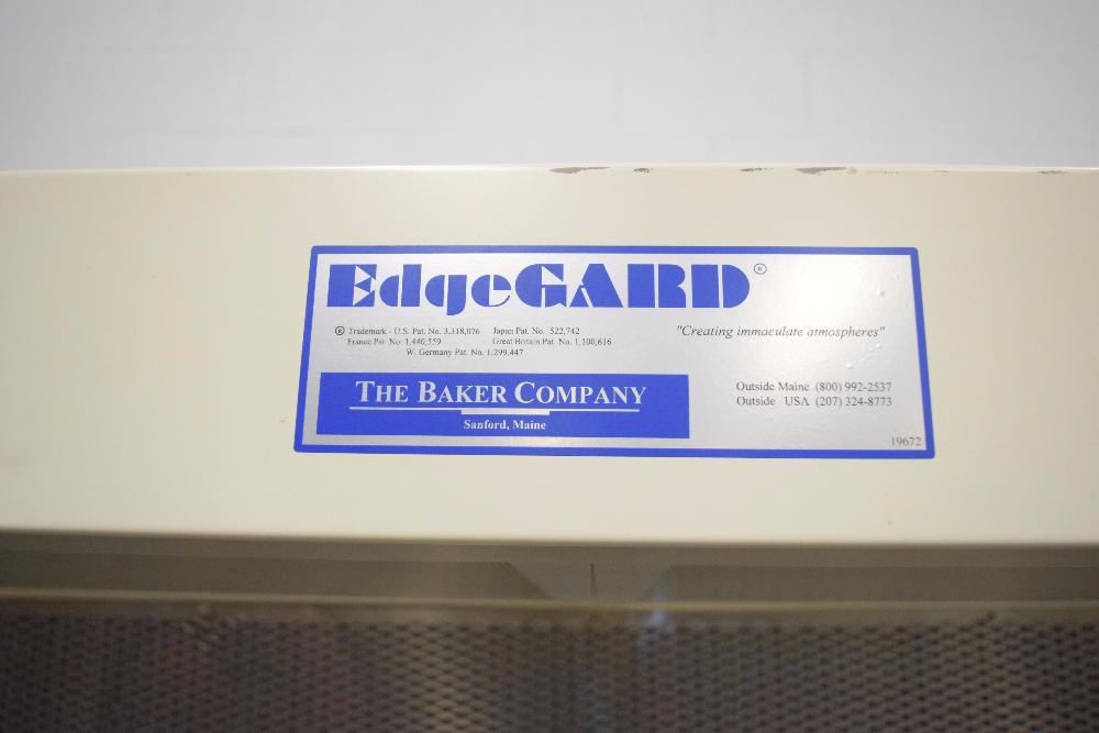 Baker EdgeGARD EG-6320 and EG-4320 Horizontal Laminar Flow Clean Benches - Image 2 of 5