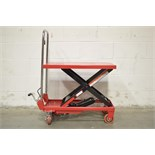 Dayton 3KR46J Hydraulic Elevating Carts