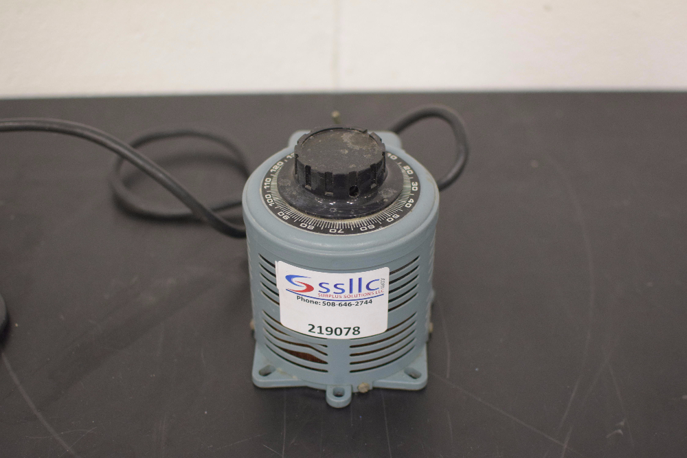 Powerstat 3PN116C Variable Transformer