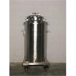 200 Liter Stainless Steel Vessel