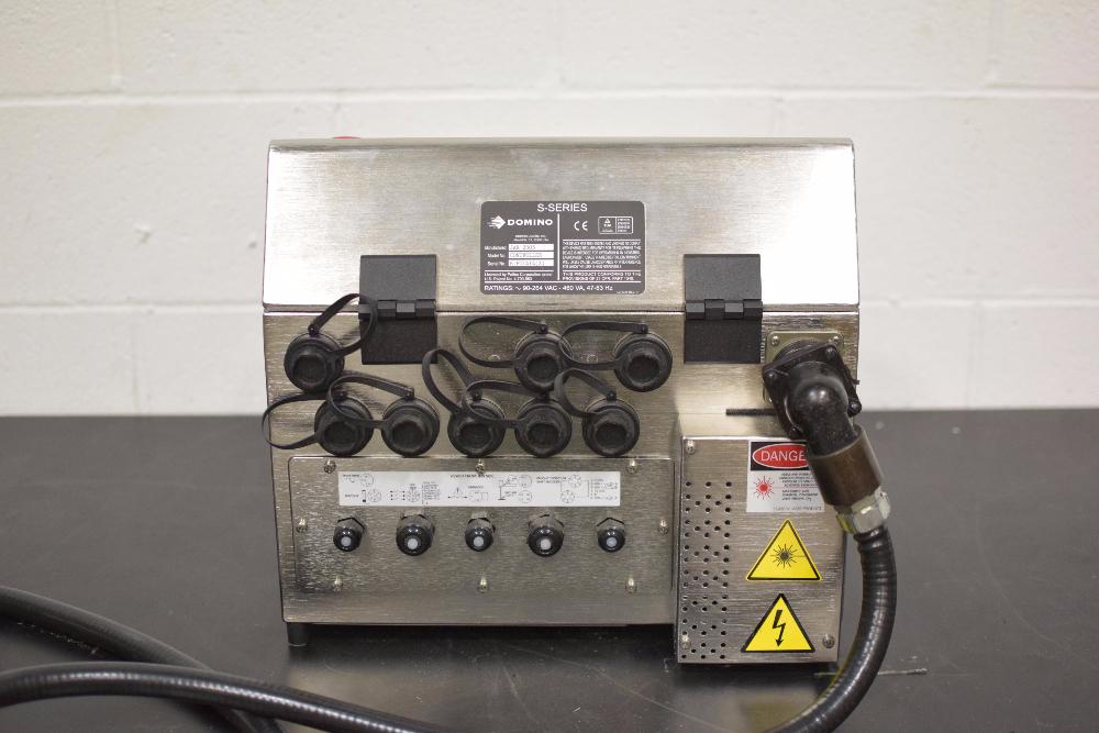 Domino S200HR Laser Coder - Image 4 of 6