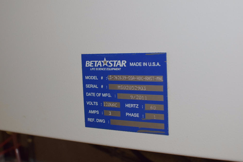 Beta Star Autoclave - Image 9 of 9