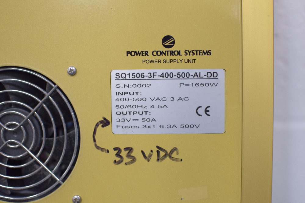 Lot of Laser Power Supplies and Control Units - Image 3 of 3