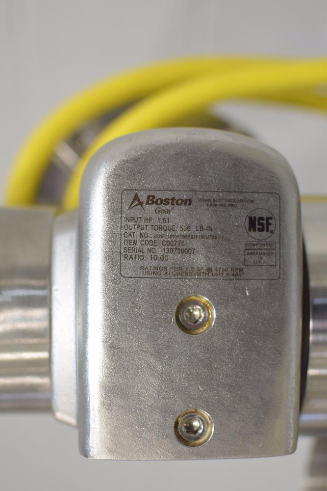 Feldmeier 30 Liter Tank with Agitator - Image 3 of 12