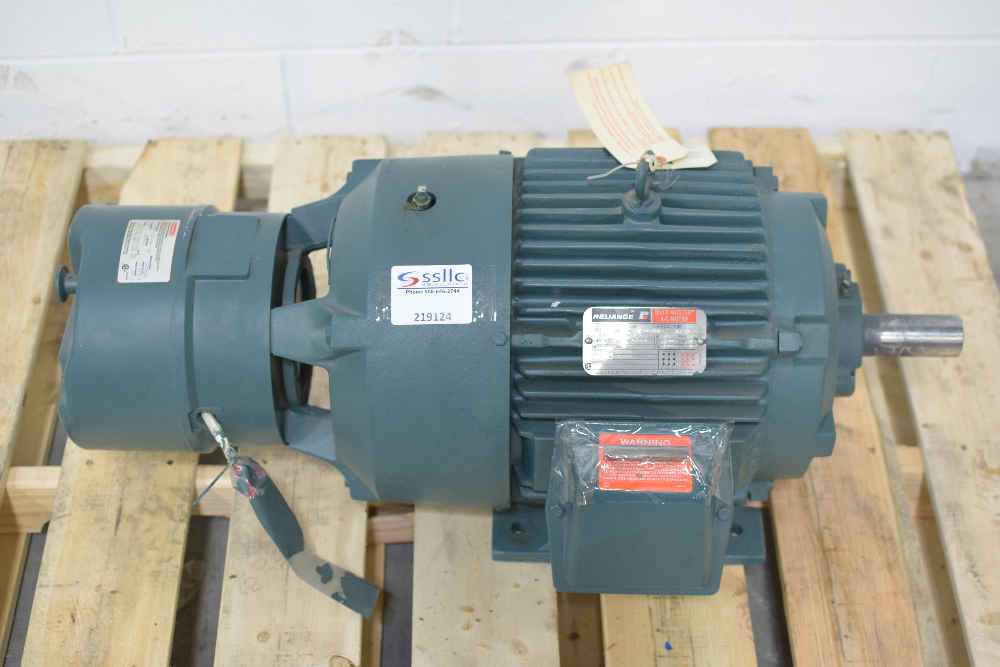 Baldor Reliable Duty Master A-C Motor - Image 4 of 7
