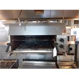 Falcon Stainless Steel Natural Gas Oven