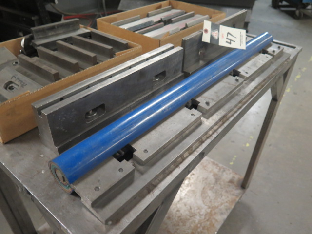 Amada Die Bases and Cart - Image 4 of 4