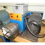 """FRANKLIN ½ HP VARIABLE SPEED BENCH TYPE SPEED LATHES WITH 6"""" 3-JAW CHUCK, IMDS DIGITAL VARIABLE"""