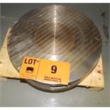 """16"""" DIAMETER MAGNETIC CHUCK, S/N: N/A"""