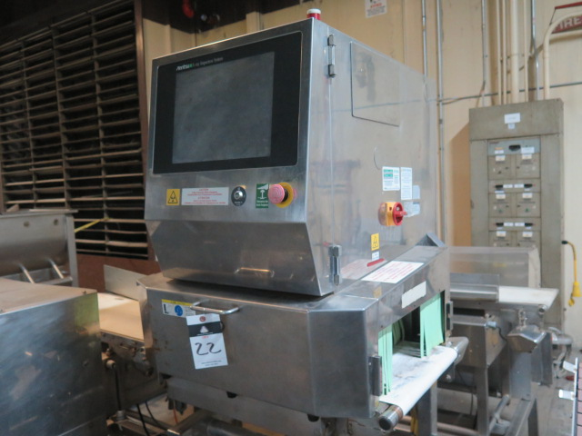 Lot 22 - Anritsu Industrial Solutions mdl. KD7416AWH X-Ray Inspection System s/n 4600154567 w/ Touch-Screen
