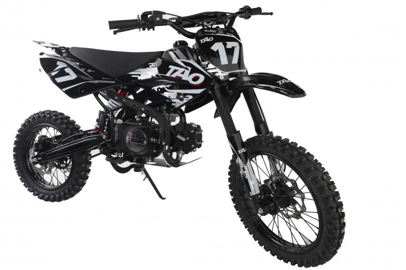 Lot 23524 - V Brand New 125cc USA Motocross Dirt Bike - Kick Start - Air Cooled - 4 Stroke - Full Suspension -