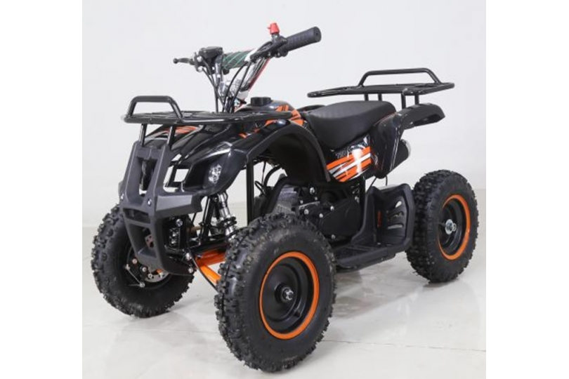 Lot 23511 - V Brand New 50cc Mini Quad Bike FRM - Colours May Vary - Available Approx 7 Working Days After
