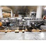 Nercon Conveyor 3x 8' Stainless Steel construction :equipment located at Clark Logistic Services |