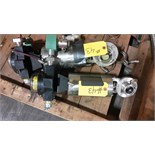 ASCO QTY 2 Rotary Position Indicator, VR3C2YAA2NGA :equipment located at Clark Logistic Services |