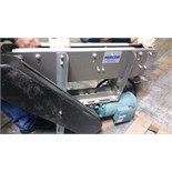Nercon Motorized lot of Conveyor' Stainless Steel construction parts :equipment located at Clark
