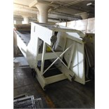 MOHLER Lowerator with Spantech 9017800 conveyors, .5hp , 3Ph :equipment located at Clark Logistic