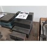 """6"""" x 6"""" x 6"""" Granite Step Block"""