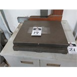 """13"""" x 15"""" Steel Surface Plates (2)"""